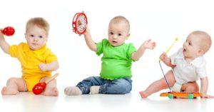 Les effets de la musique sur le développement de l'enfant